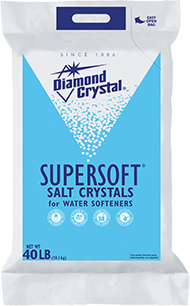 Supersoft Water Softener Salt Crystals
