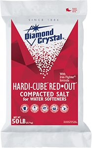 Hardi Cube Red Out Water Softener Salt