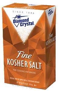 Fine Kosher Salt