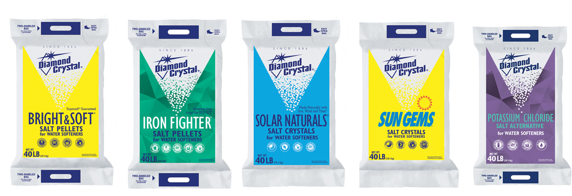 Diamond Crystal Water Softener Salts